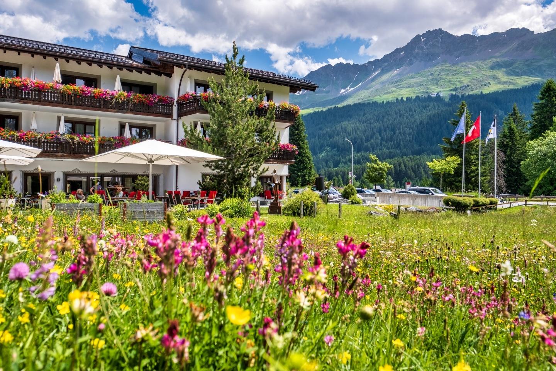 Blumenwiese Hotel
